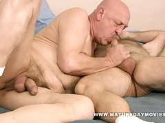 Fat hairy daddy fucks mature friend tubes