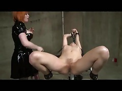 Hairy lesbian pussy domination tubes
