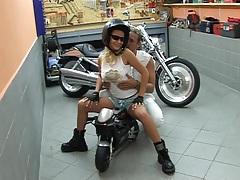 Motorbike teen samantha gets big tits fucked tubes