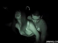 Night vision suck and sex with japanese girl tubes