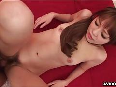 Hairy japanese pussy hardcore with cumshot tubes
