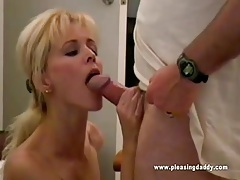 Nicole moore sucks off dave cummings old cock tubes