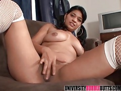 Young pigtailed girl gives head to big cock tubes