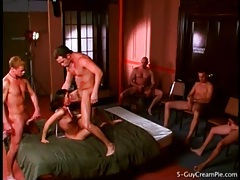 Skinny ashley blue fucked in great gangbang porn tubes