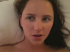 Boyfriend films his dick fucking hope howell tubes