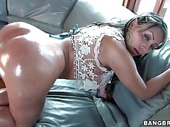 Big oiled up ass on this hot cocksucker tubes
