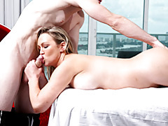Naughty milf abbey makes massage sexual tubes