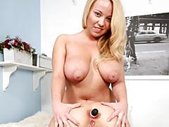 Curvy lesbians anal dildo sex scene tubes