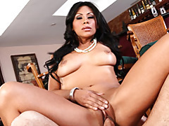 Curvy latina fucked in the pussy tubes