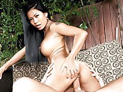 Outdoor Asian sex tubes