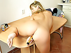 Hot solo blonde tubes