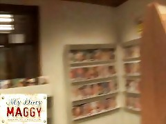 My-dirty-maggy.com VIDEO STORE SEX SESSION tubes