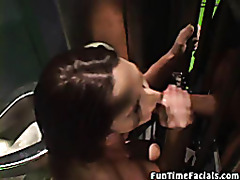 Hot oral video tubes