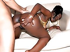 Ebony pornstar big cock fucked tubes