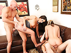 Foursome with hot wives tubes