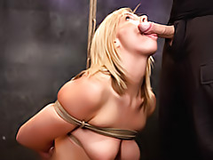 Slave girl sucks dick lustily tubes
