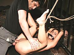 Slave girl fucked hard tubes