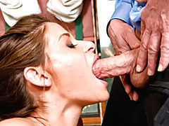 Oral with a gorgeous pornstar tubes