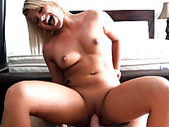 Riding and sucking blonde amateur tubes