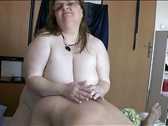 Fat chicks suck dick in pov porn threesome tubes