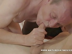 Horny daddy fucks young guys ass hard tubes