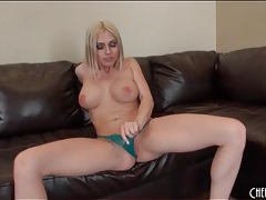 Christy stevens fondles tits and masturbates tubes