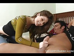 Young jenni lee gives a sexy blowjob tubes
