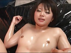 Hardcore japanese sex with oiled up girl tubes