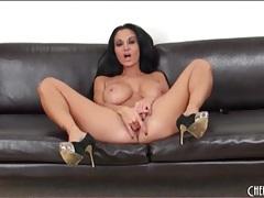 Pornstar ava addams fucks her new dildo tubes