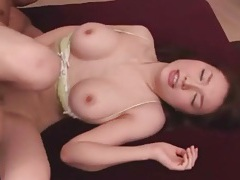 Cumshots hit the face of busty japanese slut tubes