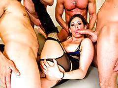 Three take the slutty pornstar tubes