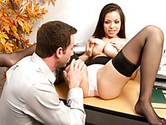 Vaginally pleasuring latina slut tubes
