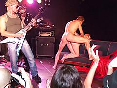 Public sex at rock show tubes