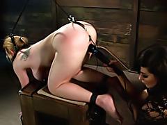 Awesome bondage slut tubes