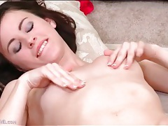 Naked veronica radke masturbates her cunt tubes