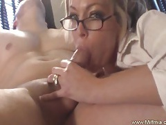 Bad milf secretary fantasy tubes