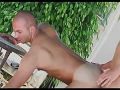 Daddy fucked up the butt by a twink boy tubes