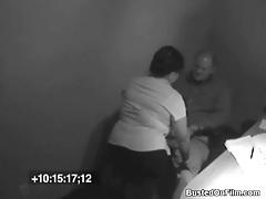 Fat secretary blows her boss lustily tubes