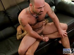 Very hairy men in a great ass fucked video tubes