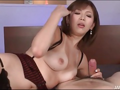 Pov blowjob from japanese pornstar mai kuroki tubes