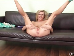 Amanda tate masturbation video with a dildo tubes
