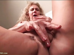 Naked solo blonde mature fingers hot pussy tubes
