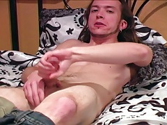 Muscular straight guy matt masturbating tubes