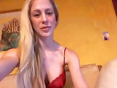 Sexy satin slip on sultry cherie deville tubes