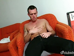 Sexy straight guy jake masturbating tubes