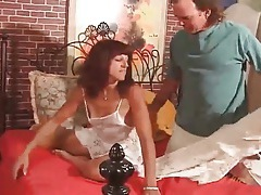 Old lady sucks thick cock like a slut tubes