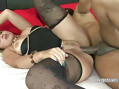 Latina milf maryana kriguer gets fucked in the ass tubes