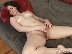 Tempting redhead vera masturbating tubes