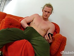 Hot long haired straight shane masturbating tubes