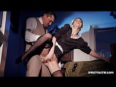 French maid jessyka swan ass fucked tubes